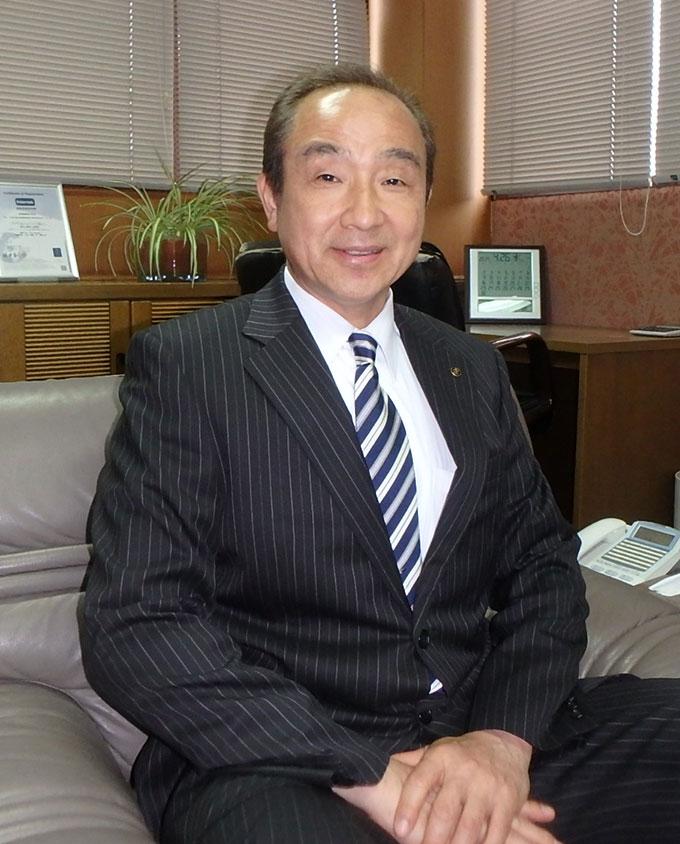 代表取締役社長 大矢 安英