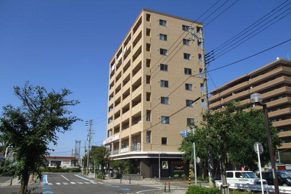 中島 レ・モンデ新潟ビル 2階 G・H区画 貸テナント