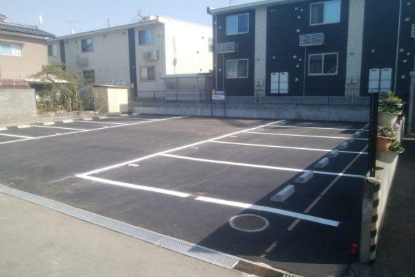 和合町2丁目駐車場