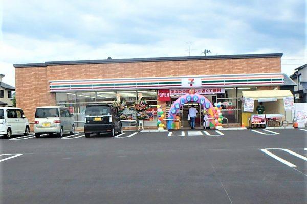セブン-イレブン新潟KインターM店