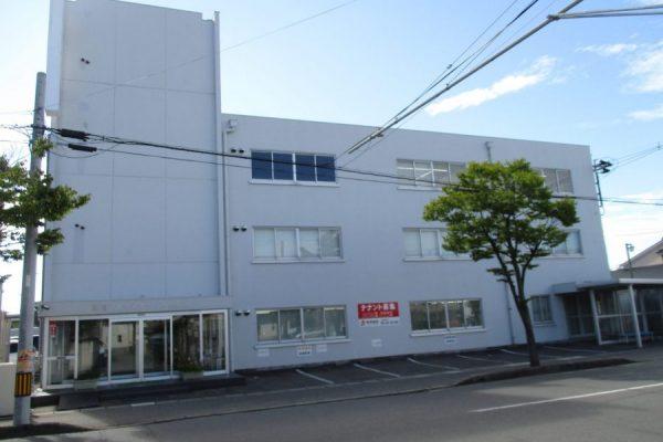 新潟マルヤマサービス本社ビル 2階 貸テナント