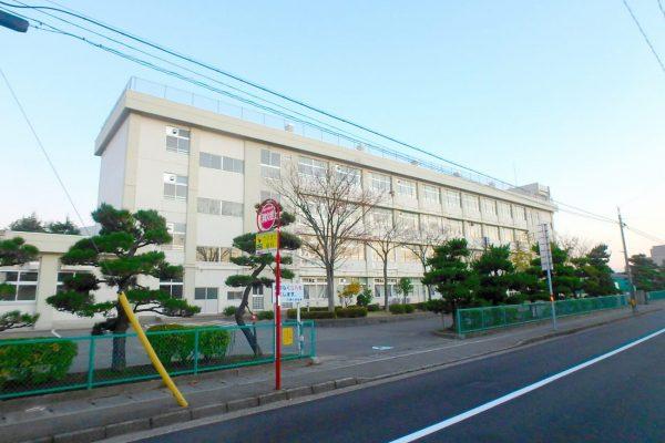 新潟市立竹尾小学校大規模改造工事
