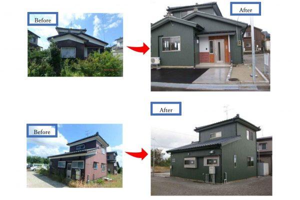 小張木住宅