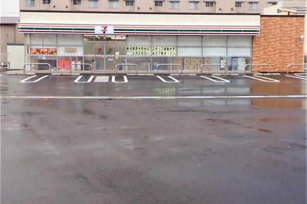 セブンイレブン新潟S店 移転オープンしました