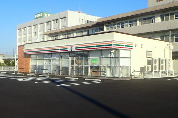 セブン-イレブン新潟U店